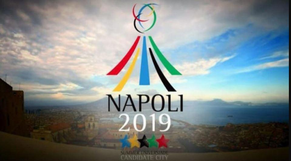 Universiadi 2019, arriva a Napoli torcia Taipei