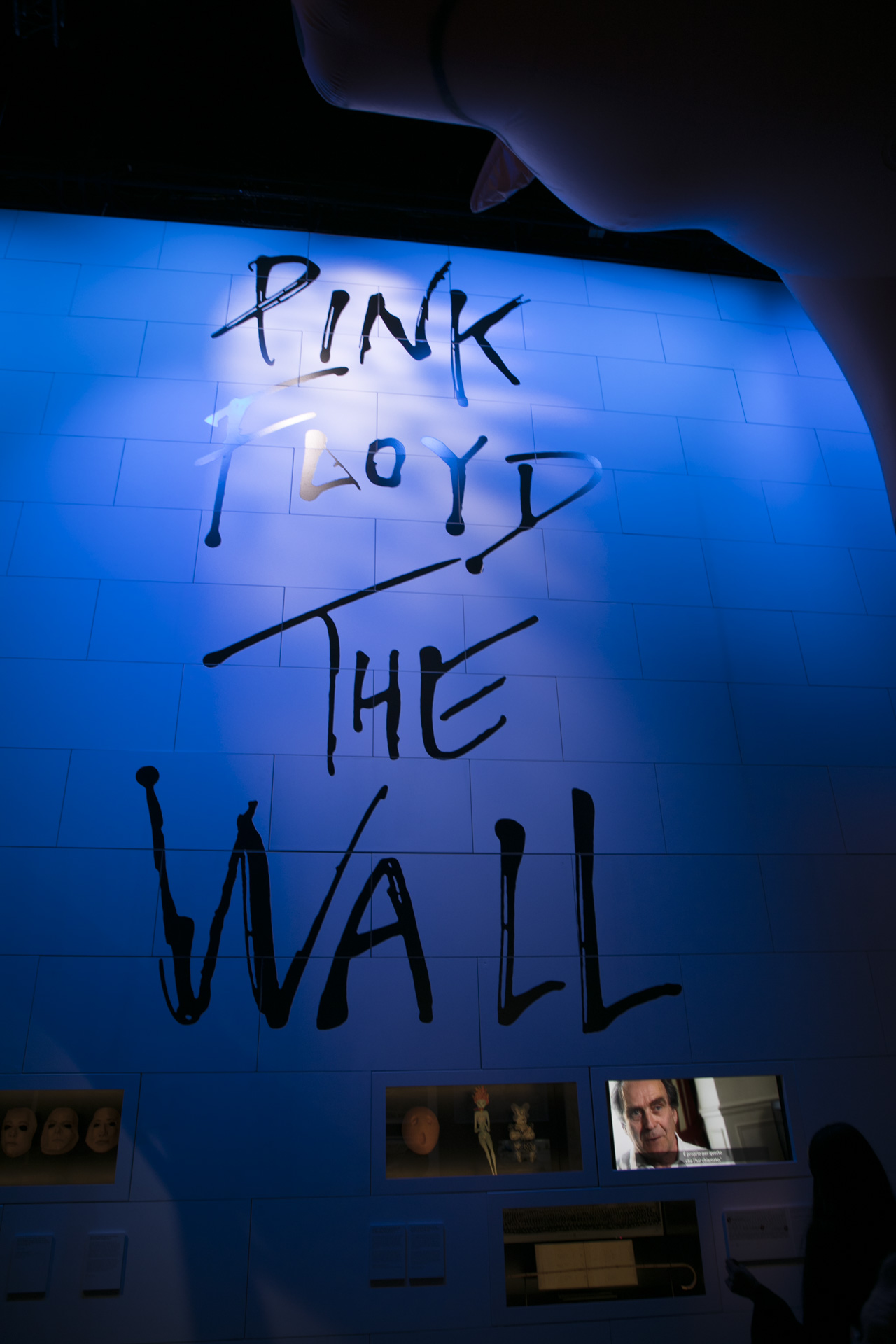 Pink Floyd in mostra a Roma